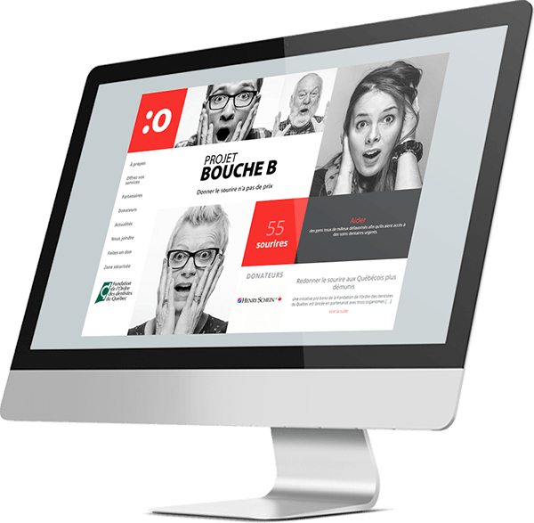 Projet Bouche B